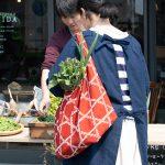 あずま袋 エコバッグ セカンドバッグ 縁日 en・nichi