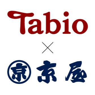 Tabio(タビオ) 京屋染物店 コラボ