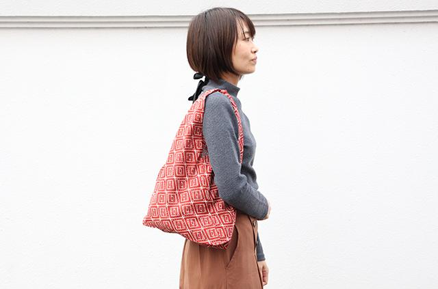 あずま袋 エコバッグ en・nichi(エンニチ)